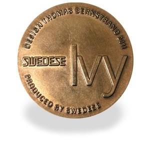 Zīmola etiķete, bronzas, oksidēta/ēnota