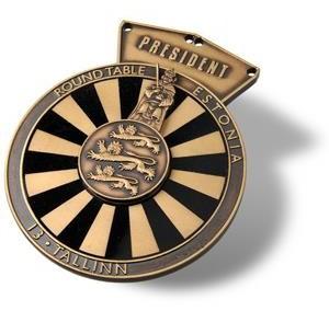 Presidendi keti medaljon